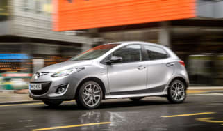 Mazda 2 Colour special editions