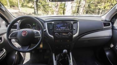 Fiat Fullback pick-up - scene interior