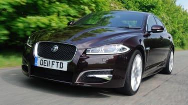 Best cars for under £15,000 - Jaguar XF