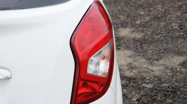 SsangYong Korando rear taillight