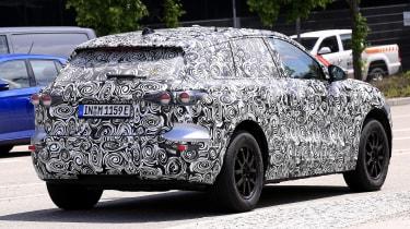 Audi Q6 e-tron - spyshot 6