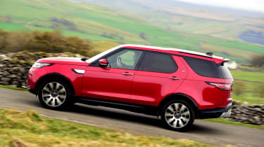 Land Rover Discovery - side