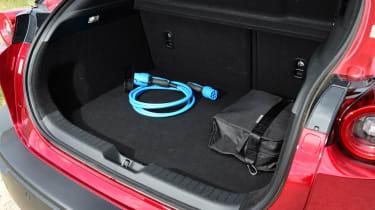Mazda MX-30 long termer - first report boot