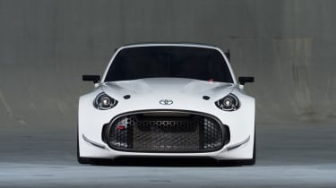 Toyota S-FR Racing Concept - front 2