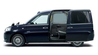 Toyota JPN Taxi side profile