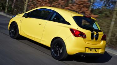Vauxhall Corsa - rear