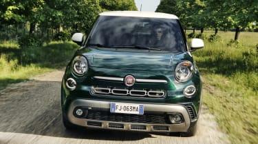 Fiat 500L - full front