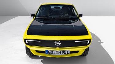 Opel Manta GSe ElektroMOD - full front
