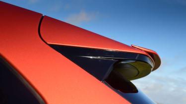 Jaguar F-Pace SVR - spoiler