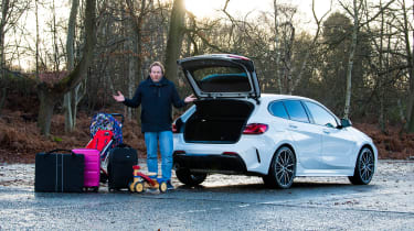 BMW 118i M Sport long termer - first report header