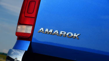 Volkswagen Amarok - taillight