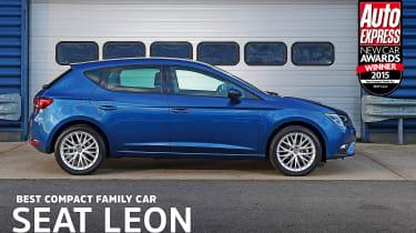 SEAT Leon - awards