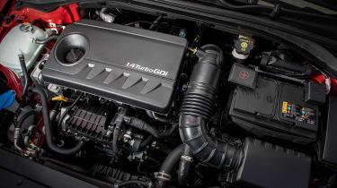 Hyundai i30 N Line engine bay