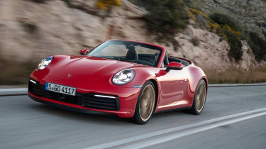 New Porsche 911 Cabriolet 2019 review