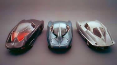 Alfa Romeo BAT cars