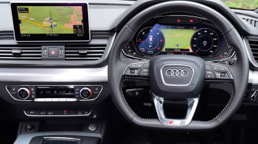 Audi Virtual Cockpit - header