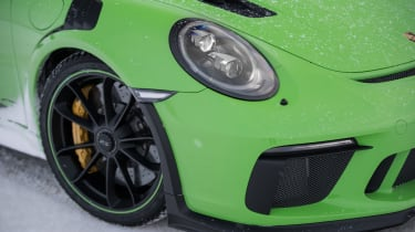 Porsche 911 GT3 RS - headlight