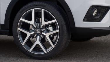 New SEAT Arona 1.6 TDI - wheel
