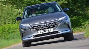 Hyundai Nexo - front action