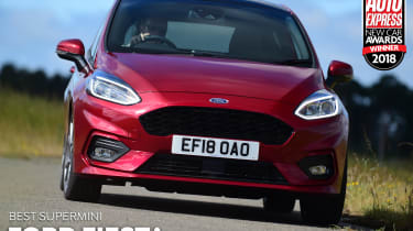 Ford Fiesta - Supermini of the Year 2018