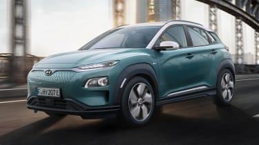Hyundai Kona Electric - front