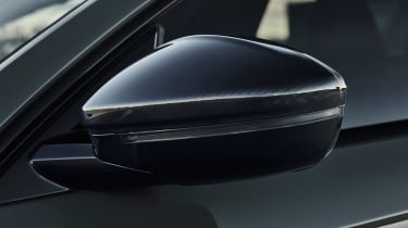 Peugeot 508 Sport Engineered concept - wing mirror
