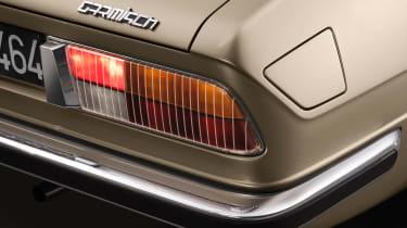 BMW Garmisch concept - rearlight