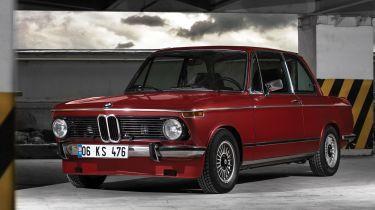 Best MoT free cars 2018 - BMW 2002