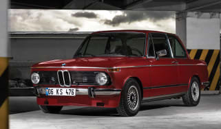 Best MoT free cars 2018 - BMW 2002
