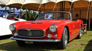 Vignale History - Maserati 3500GT