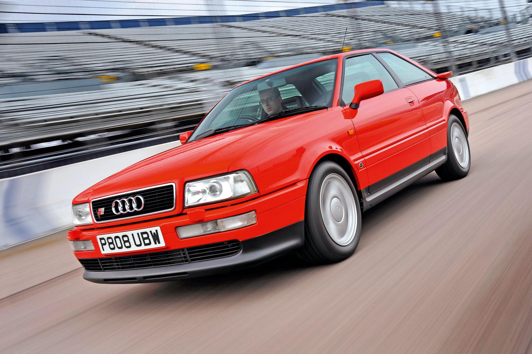 Kekurangan Audi Coupe S2 Review