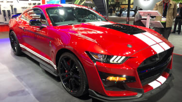 Ford Mustang GT500 - LA Motor Show