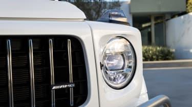 New Mercedes-AMG G 63 - headlight
