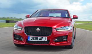 Jaguar XE - nose