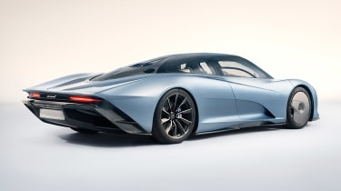 McLaren Speedtail - rear