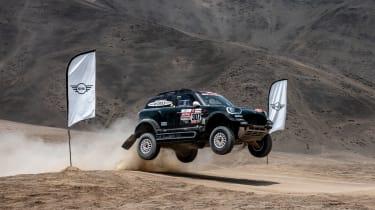 Dakar Rally - jump