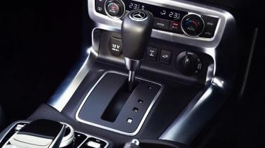 Mercedes X 350 d long-term test - second report transmission