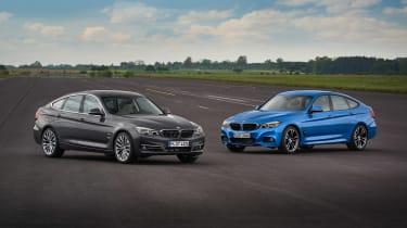 BMW 3 Series GT - range