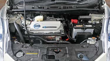 Nissan Leaf engine