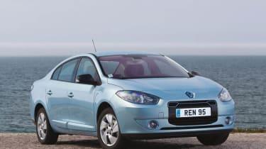 Renault Fluence ZE front