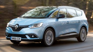 Best 7-seater cars 2017/2018 - Renault Grand Scenic