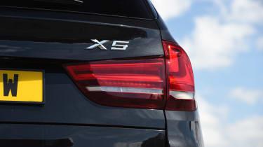 BMW X5 - X5 badge