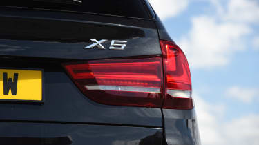 BMW X5 - X5 badge