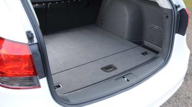 Chevrolet Cruze SW boot