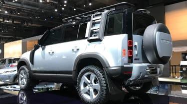 Land Rover Defender - Frankfurt rear