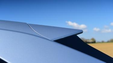 Audi SQ8 - spoiler