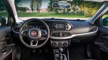 New Fiat Tipo 2016 interior