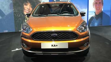 Ford Ka+ Active - Geneva full front