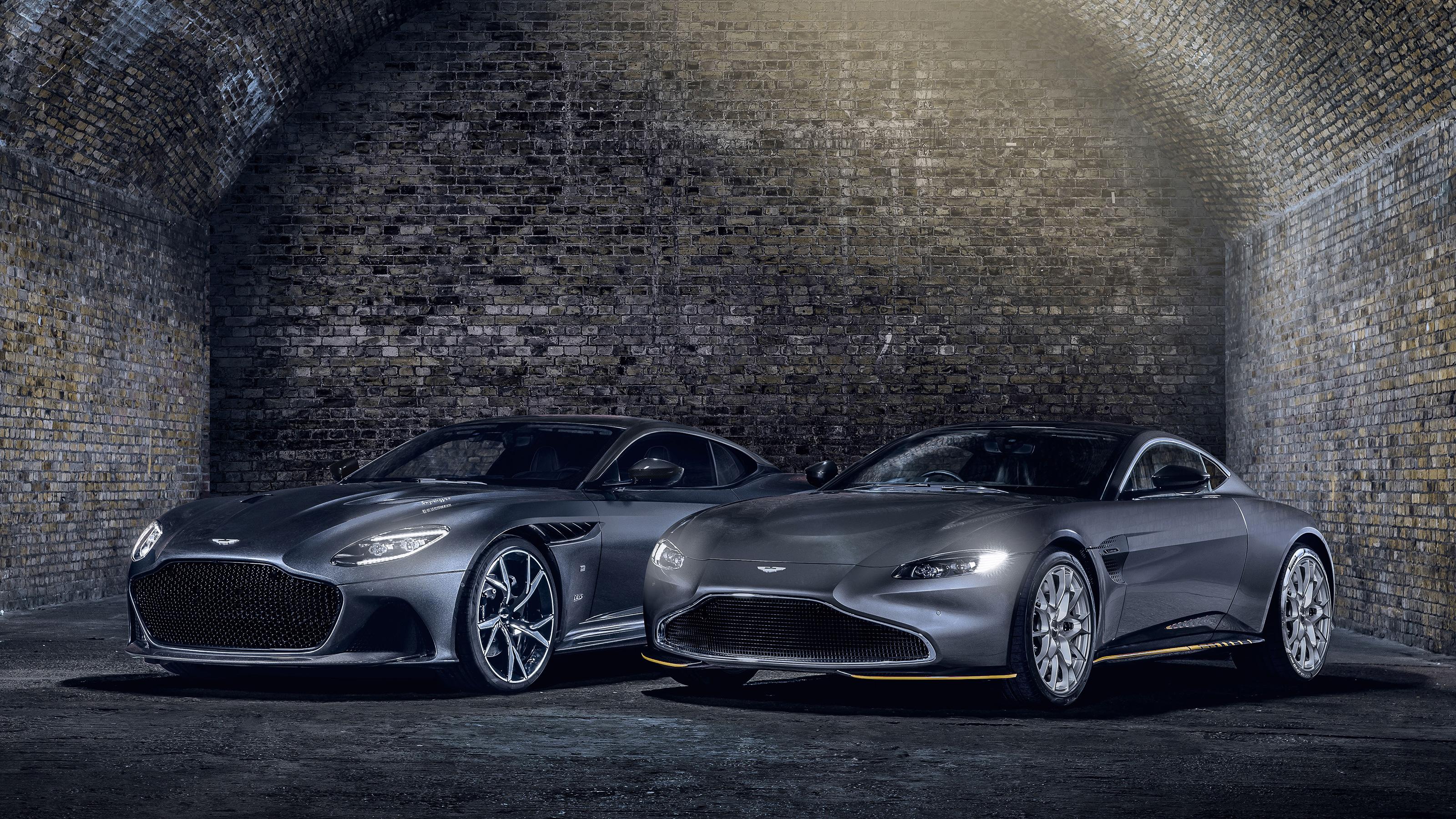 New Aston Martin Vantage And Dbs Superleggera 007 Edition Celebrates No Time To Die James Bond Film Auto Express