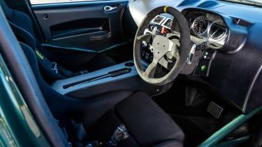 Aston Martin V8 Cygnet - interior